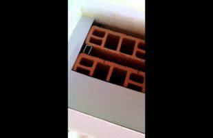 Ar condicionado caseiro com cerâmica e Isopor