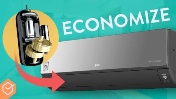Ar Condicionado LG DUAL INVERTER | 70% DE ECONOMIA