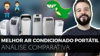 🔴Ar Condicionado Portátil é bom?? | Comparação dos MELHORES MODELOS!